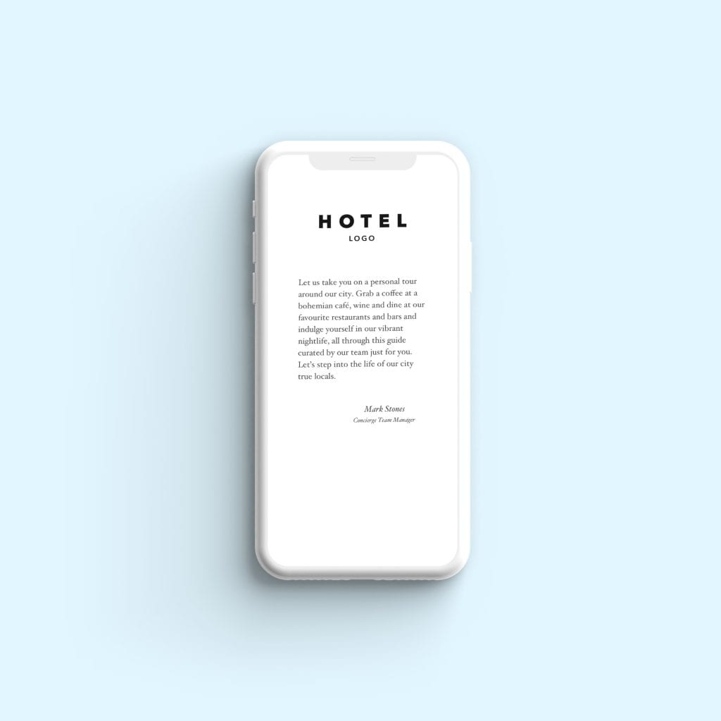 Hotel Insights (Phone)