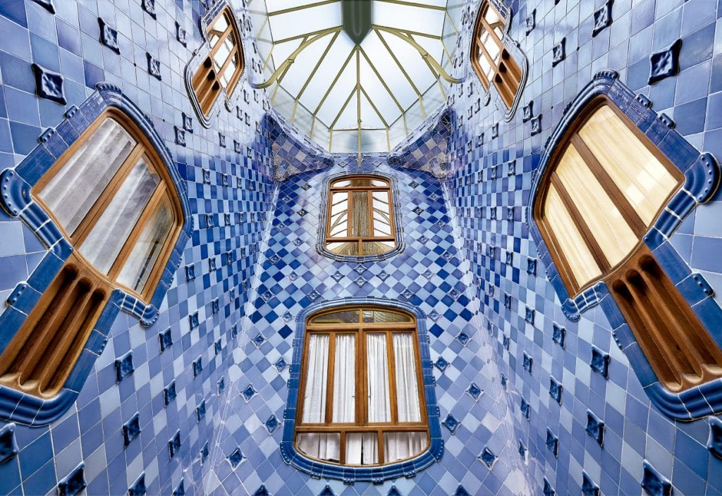 Casa Battló interiors, visiting it is a must thing to do in Barcelona