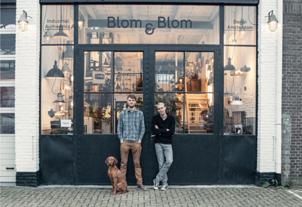 Blog&Blom shop one of the cool things to do in Amsterdam