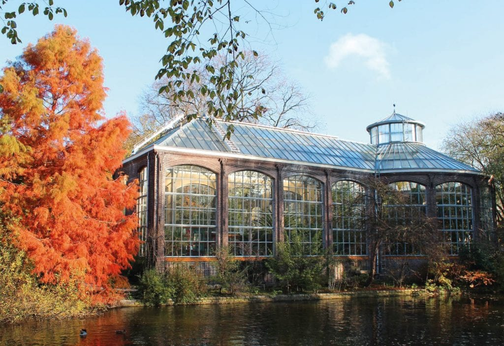 Hortus Botanicus one of the cool things to do in Amsterdam