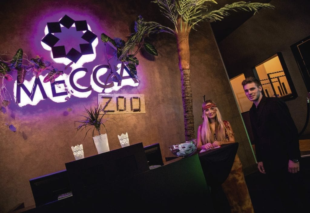 Mecca Club, one of the Prague hidden gems
